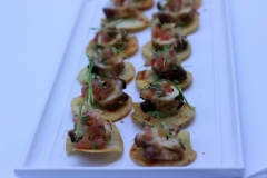 Octopus Canape