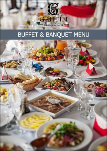 Buffet Banquet Menu Perth
