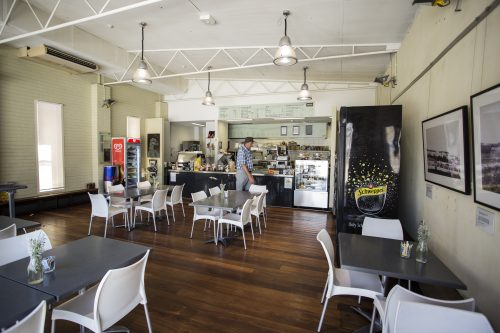 Convict Cafe Catering Fremantle