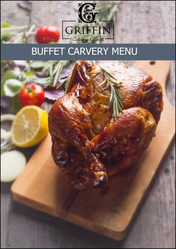Buffet Carvery Menu Perth