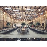 East Workshops Industrial Wedding