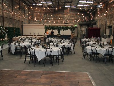 warehouse wedding ideas