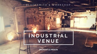 fremantle prison industrial venue
