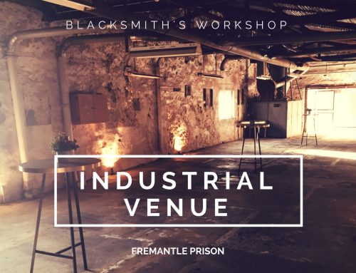Industrial Venue | Blacksmith's Workshop