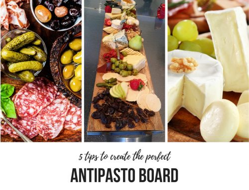 5 tips to Create the Perfect Antipasto Board