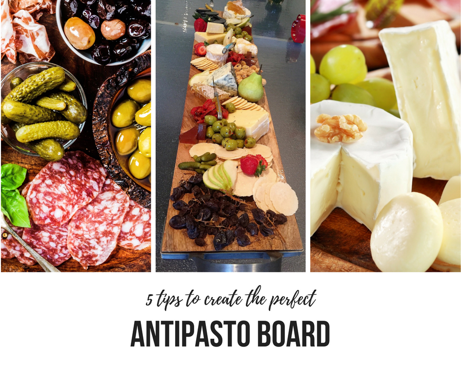 antipasto board tips