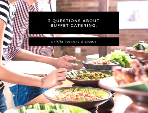 3 Questions About Buffet Catering