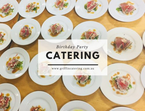 Birthday Party Catering You Won't Forget