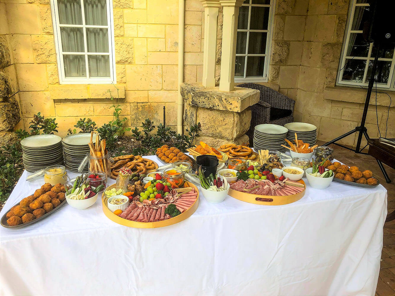 Brookleigh Estate catering