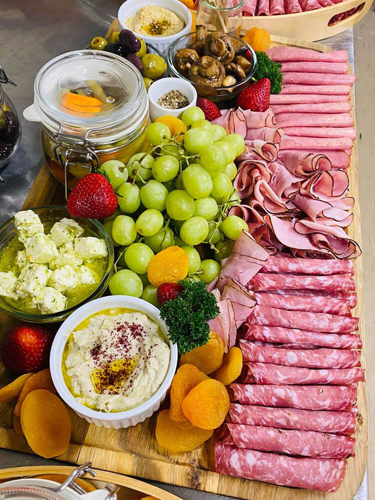 Brookleigh Estate grazing platter
